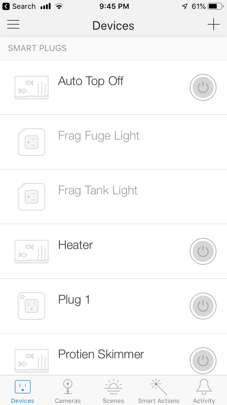 Naming Smart Plugs on Kasa Smart Power Strip
