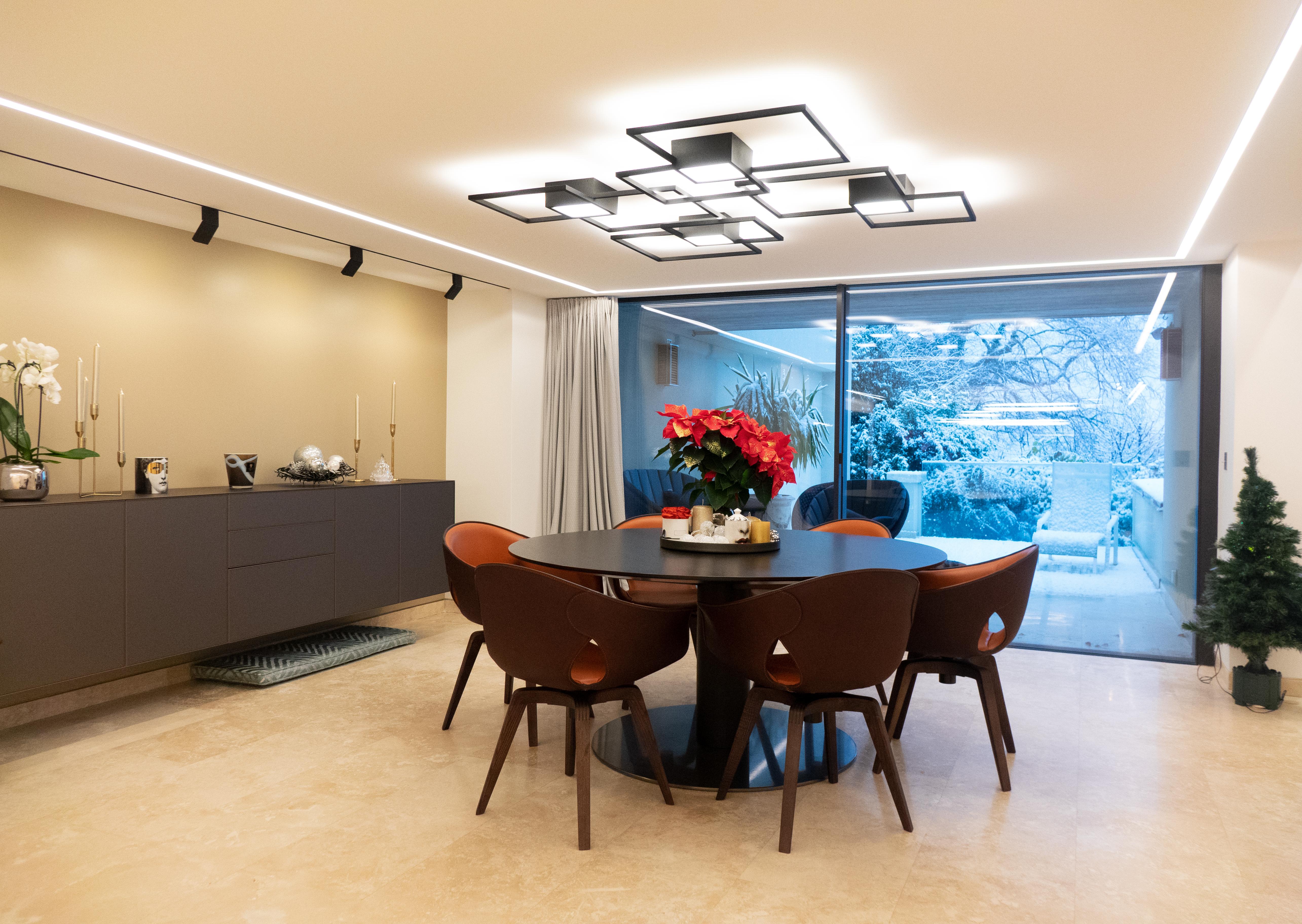 Maison de Privé - conceptions et développements de solutions en éclairage