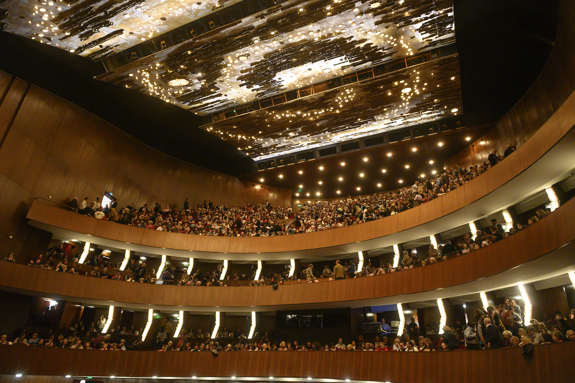 Grand-Théâtre - conceptions et développements de solutions en éclairage