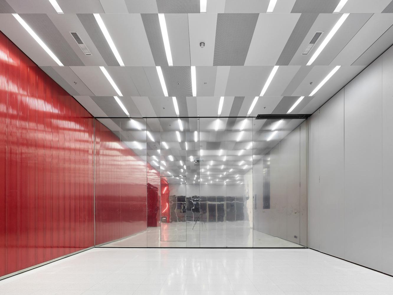 Palexpo Halle 1 - conceptions et développements de solutions éclairage Genève