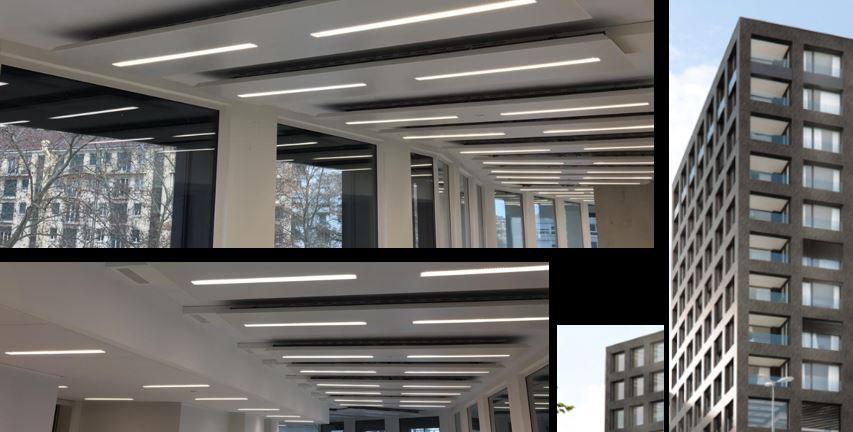Lyon 75 - conceptions et développements de solutions en éclairage