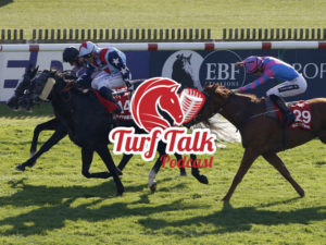 Listen to the latest Turf Talk Podcast where we discuss the best of this Saturday's action and all the latest big racing talking points.