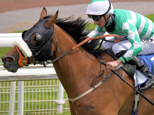 TWO TO TOPPLE RIVALS IN KNAVESMIRE DASH