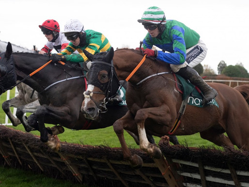 RONALD TO PUMP BOOKIES AT PUNCHESTOWN