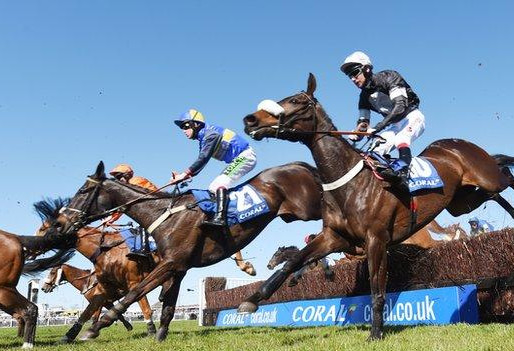 LATCH ON TO LAD IN AYR CHASE