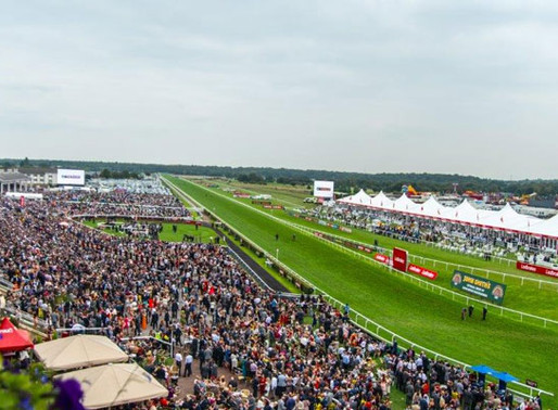 TOP 5 ST LEGER WINNERS OF THE 21st CENTURY