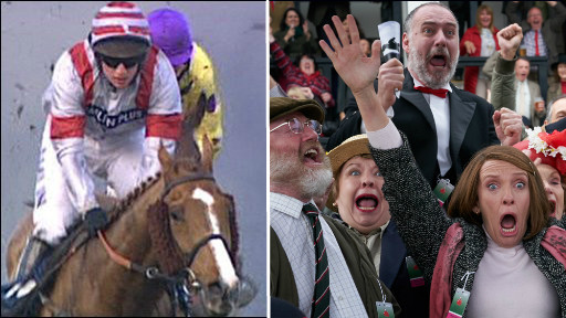 "WHY ""DREAM HORSE"" FILM SHOULD BE A SHOT IN THE ARM FOR RACING"