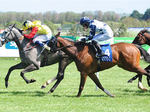 GO MAD FOR MARY IN CURRAGH CLOSER