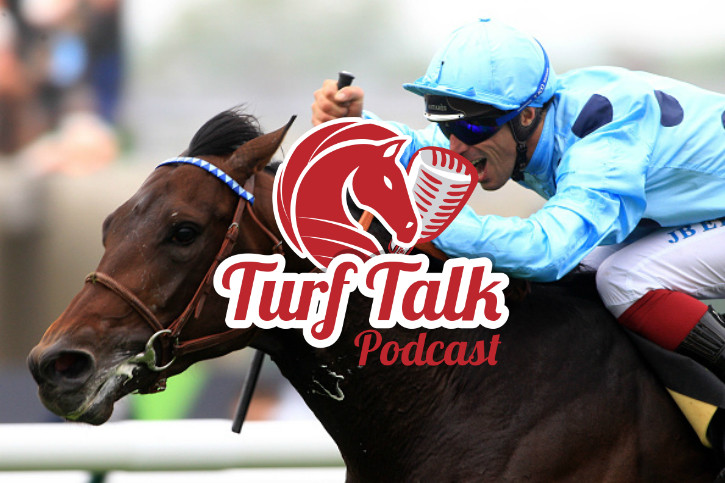 Listen to the latest Turf Talk Podcast as we preview this Saturday's Champions Day from Ascot. Also hear how you can get 35% off of our latest book.