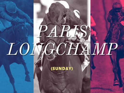 PARIS LONGCHAMP (SUNDAY)