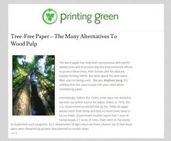PrintingGreen Blog