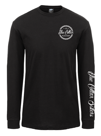 Long Sleeve T-Shirt Black