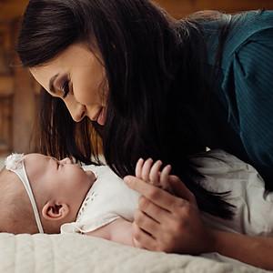 Sesja wczesno-niemowlęca