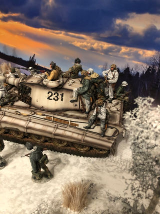 Winter WWII - Private Collection N.M
