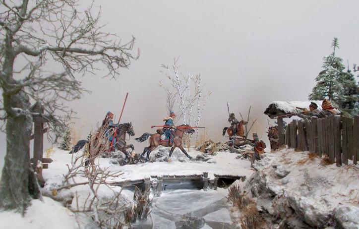 First Legion Retreat of Russia