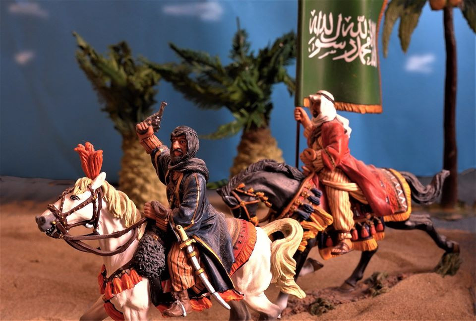 AQBA - T.E LAWRENCE - King and Country