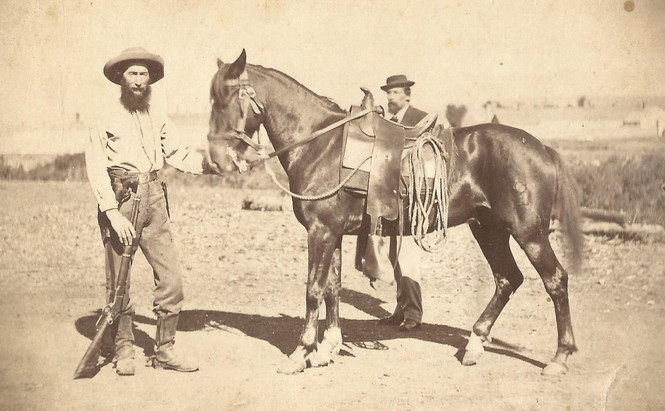 Tularosa Cowboy...