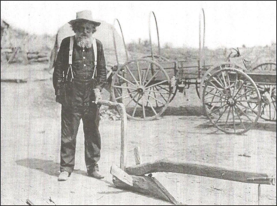 """""""Homemade Mexican Plow"""""""