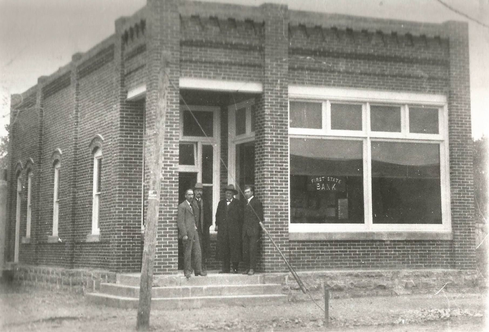 First State Bank of Tularosa.