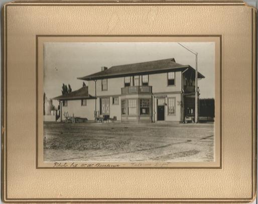 Tularosa Train Station