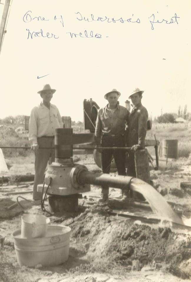 Tu;larosa Water Pump