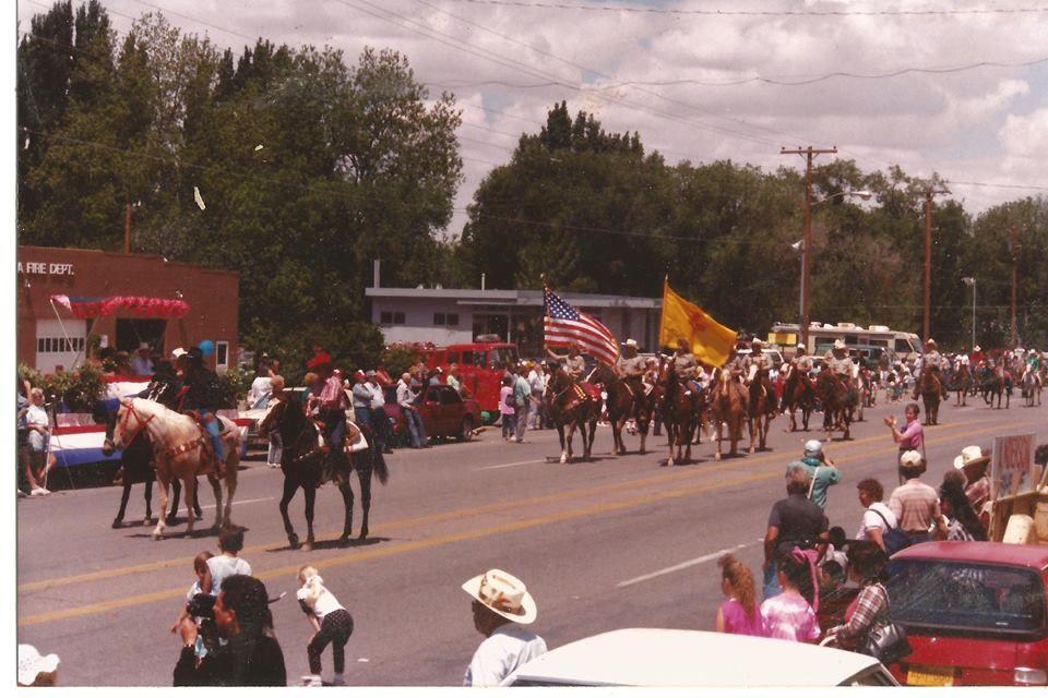 1990 Rose Festival Parade down St Francis