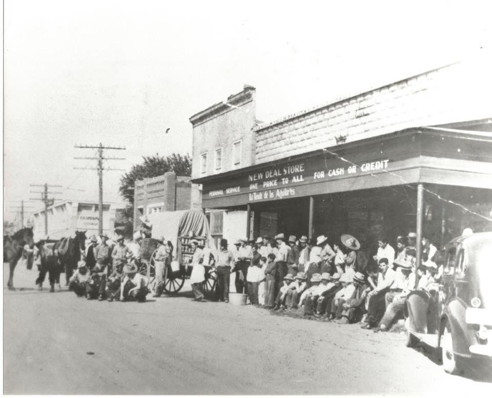 New Deal Store- 216 Granado Street