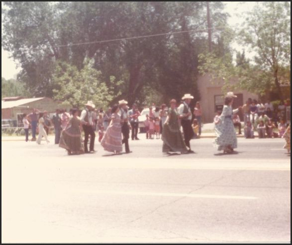 1973 Fiesta Dancing