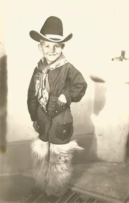Tularosa cowboy!