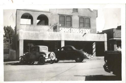 Simms Drug Store