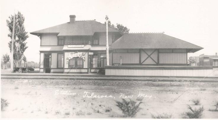 Tularosa Railroad Station and Freight Depot