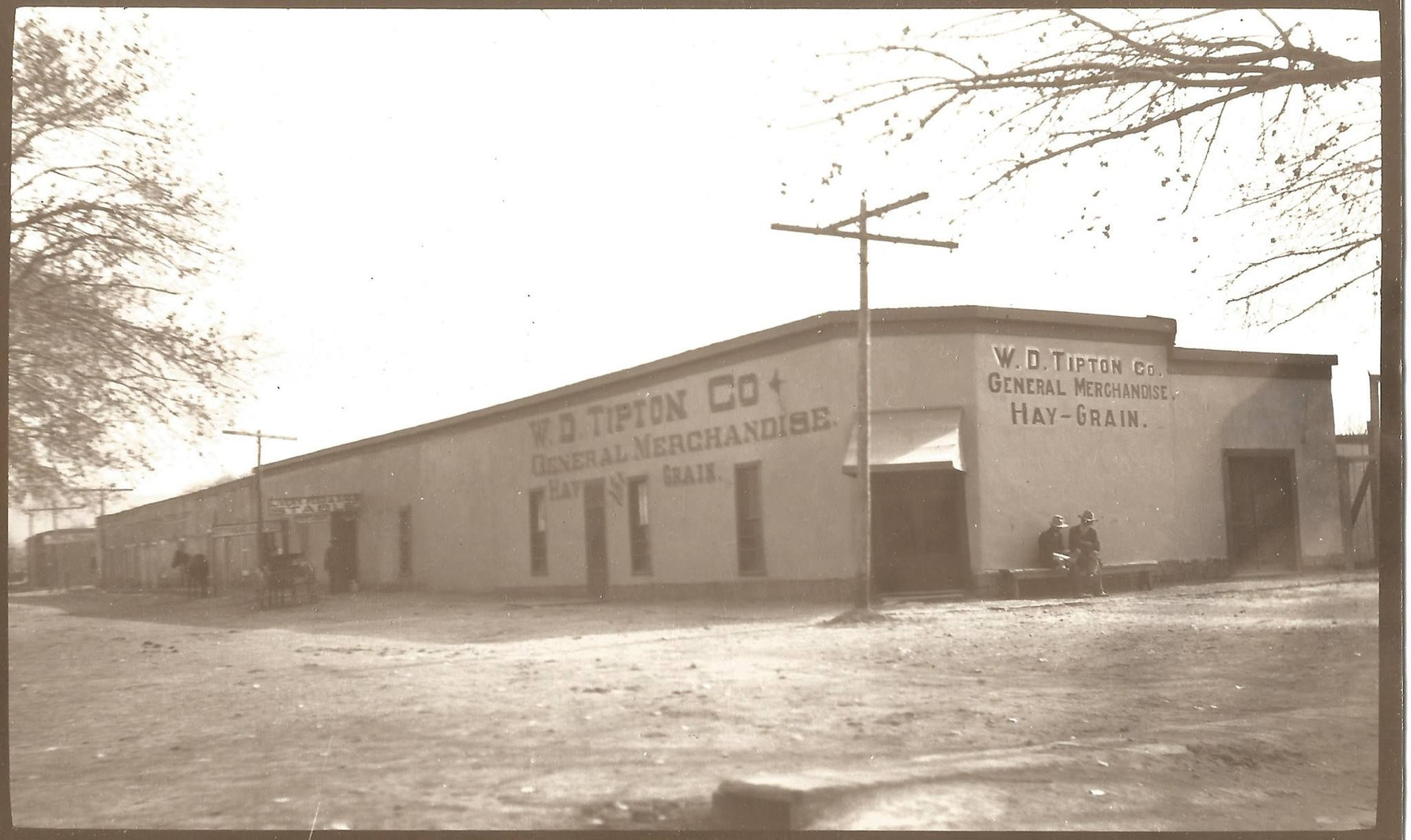 W.D. Tipton Company.