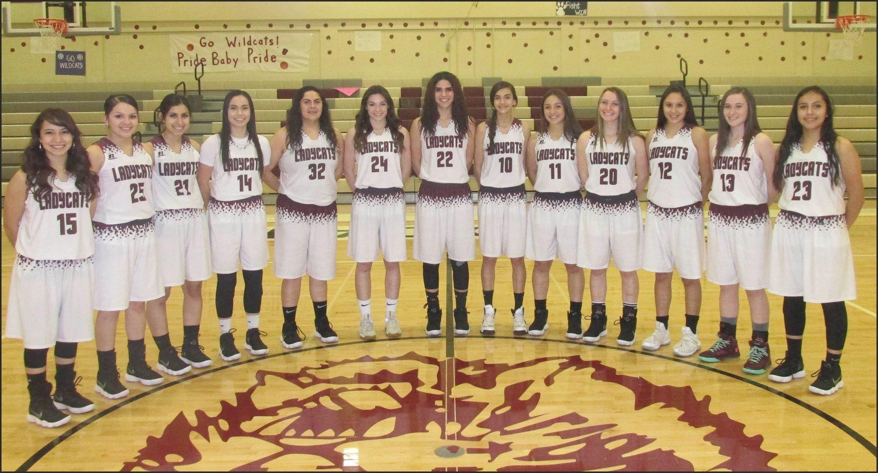 2017-2018 Varsity Basketball Team