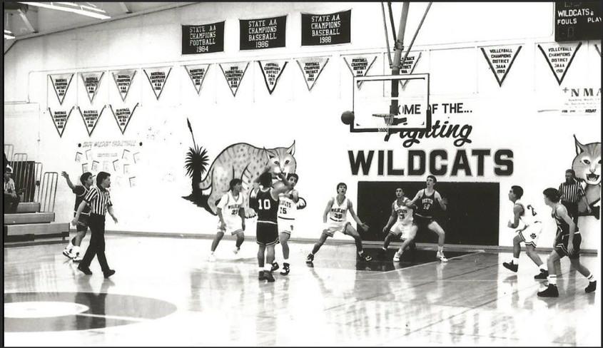 1994 Season Tularosa Varsity Basketball Team