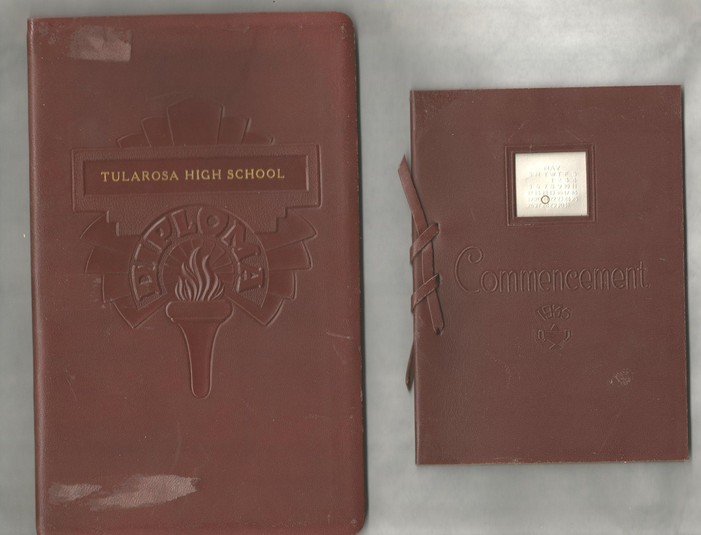 Diploma and Commencement