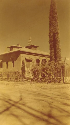 Delphina Aguilar residence, built in 1931...