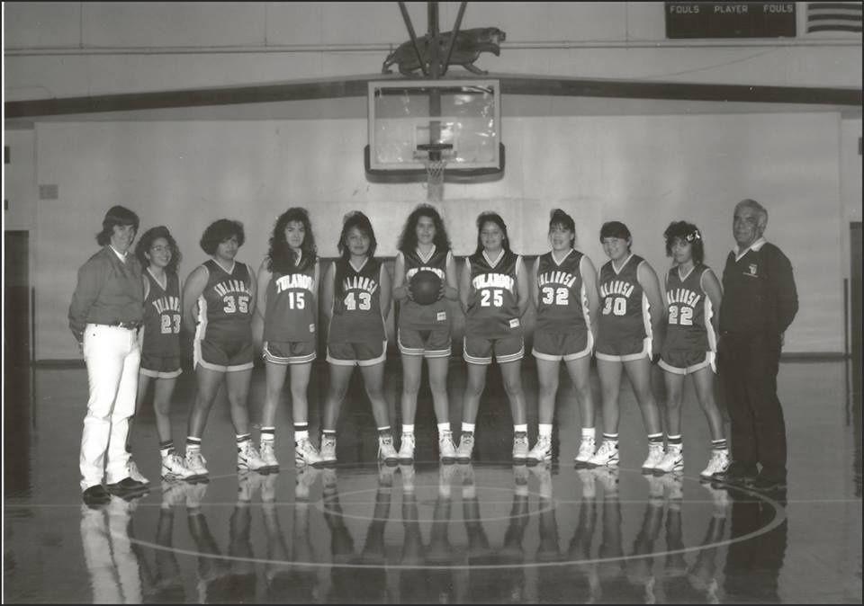 1991-1992 Lady Wildcat J-Varsity Basketball