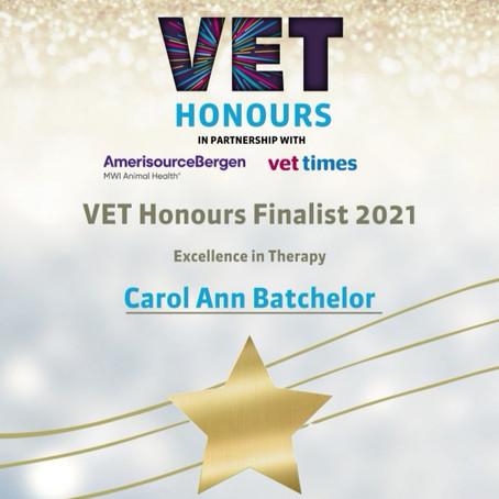 Vet Honours Finalist 2021
