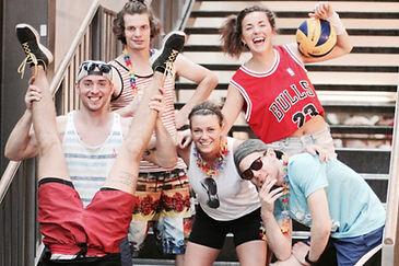 Nyd en omgang volleyball 2 gange om ugen