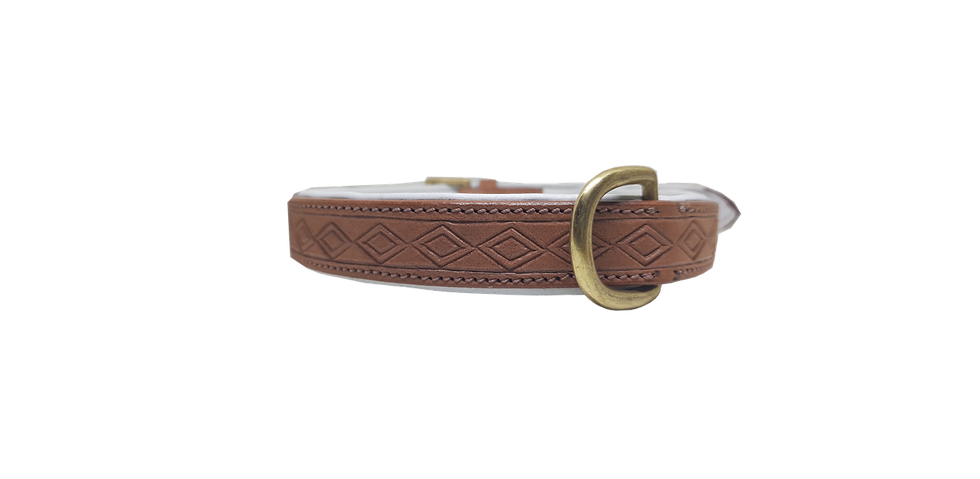 Leather Dog Collar Pattern