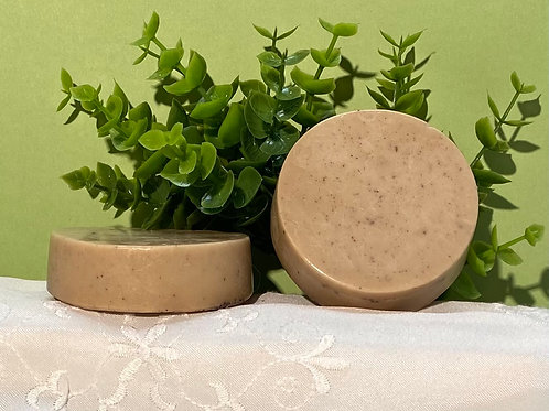 Creamy Coffee Exfoliant with Triple Butter Soap