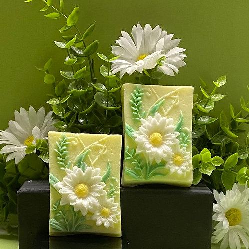 Daisy in Garden Soap