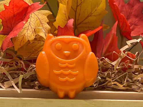 Fall Owl Soap