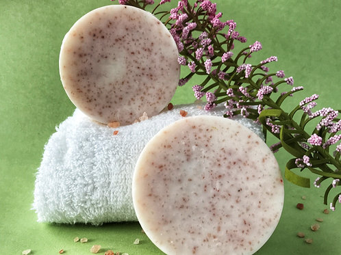 Sea Salt and Shea Butter Soap