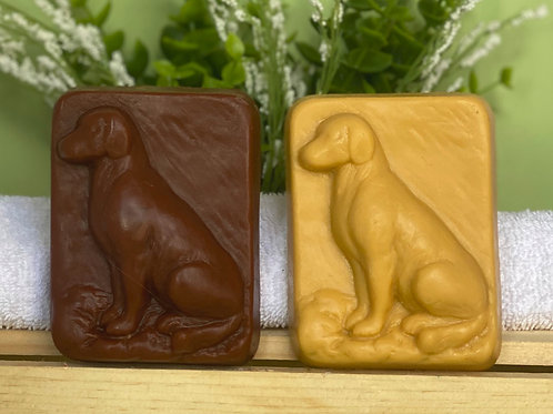 Lab (dog) Soap