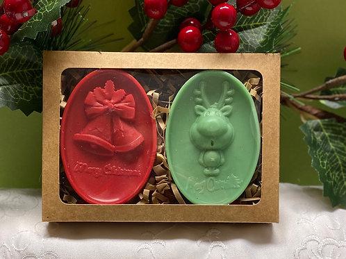 Christmas Soap Box