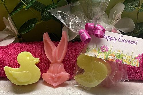 Easter Soap Favors