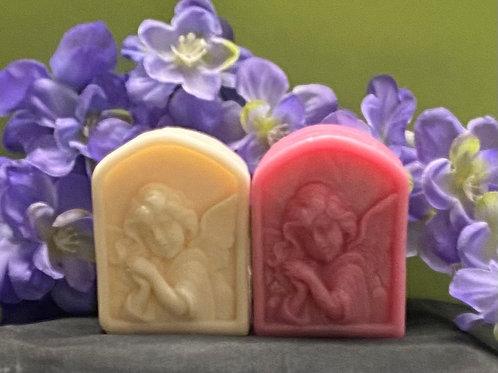 Praying Angel Soap