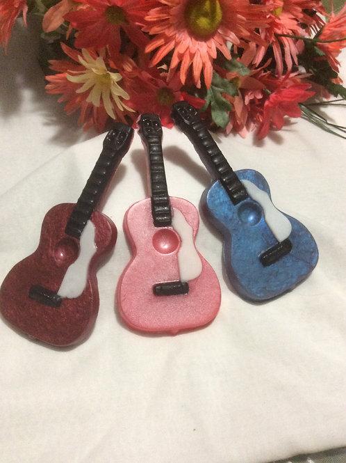 Guitar Soap