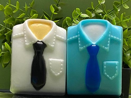 Tie Shirt Soap